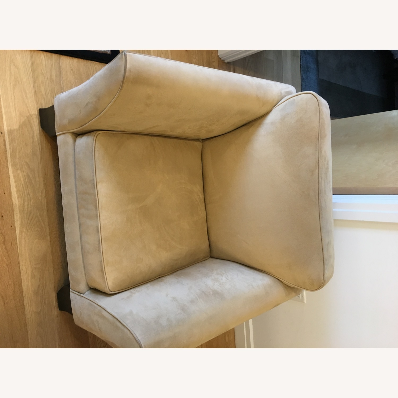 Pottery Barn Comfort Armchair - image-2
