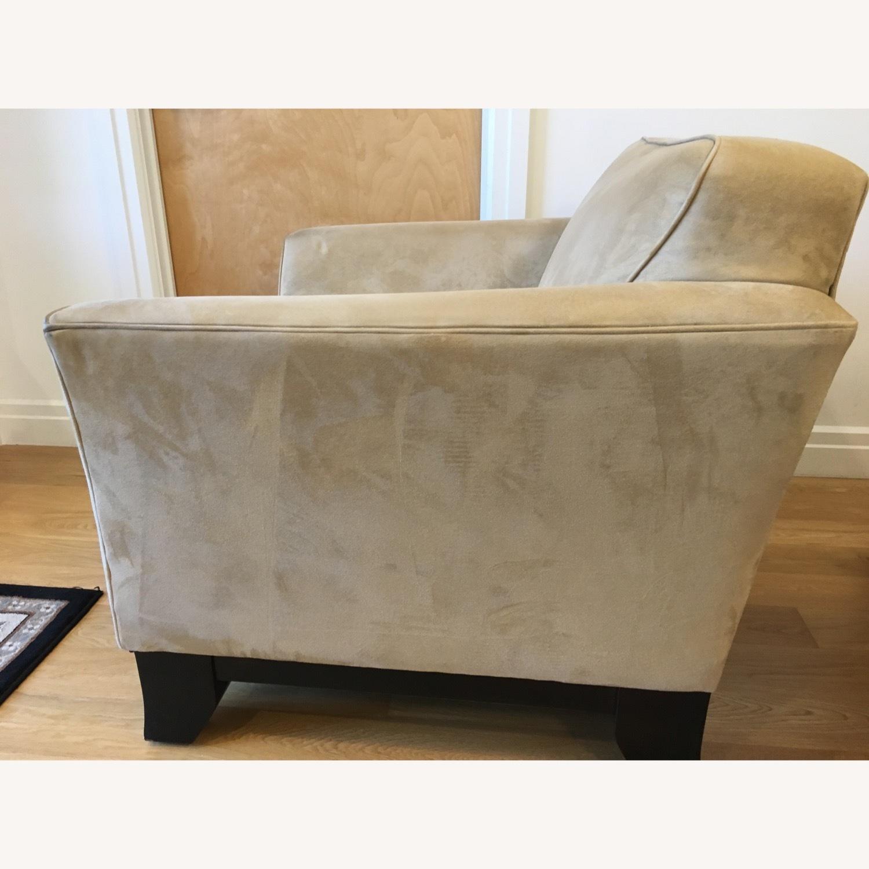 Pottery Barn Comfort Armchair - image-3