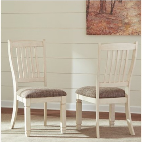 Used Ashely Furniture Dining Room Chairs Set for sale on AptDeco