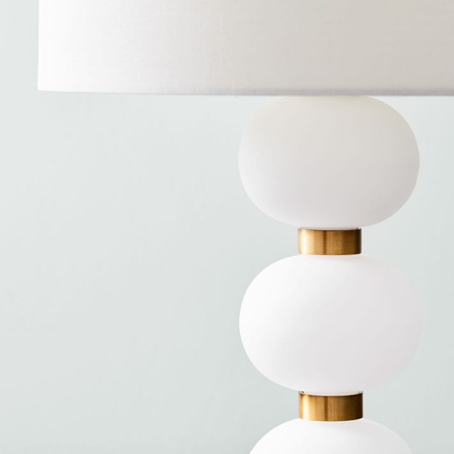 West Elm Lilah Table Lamp - image-1