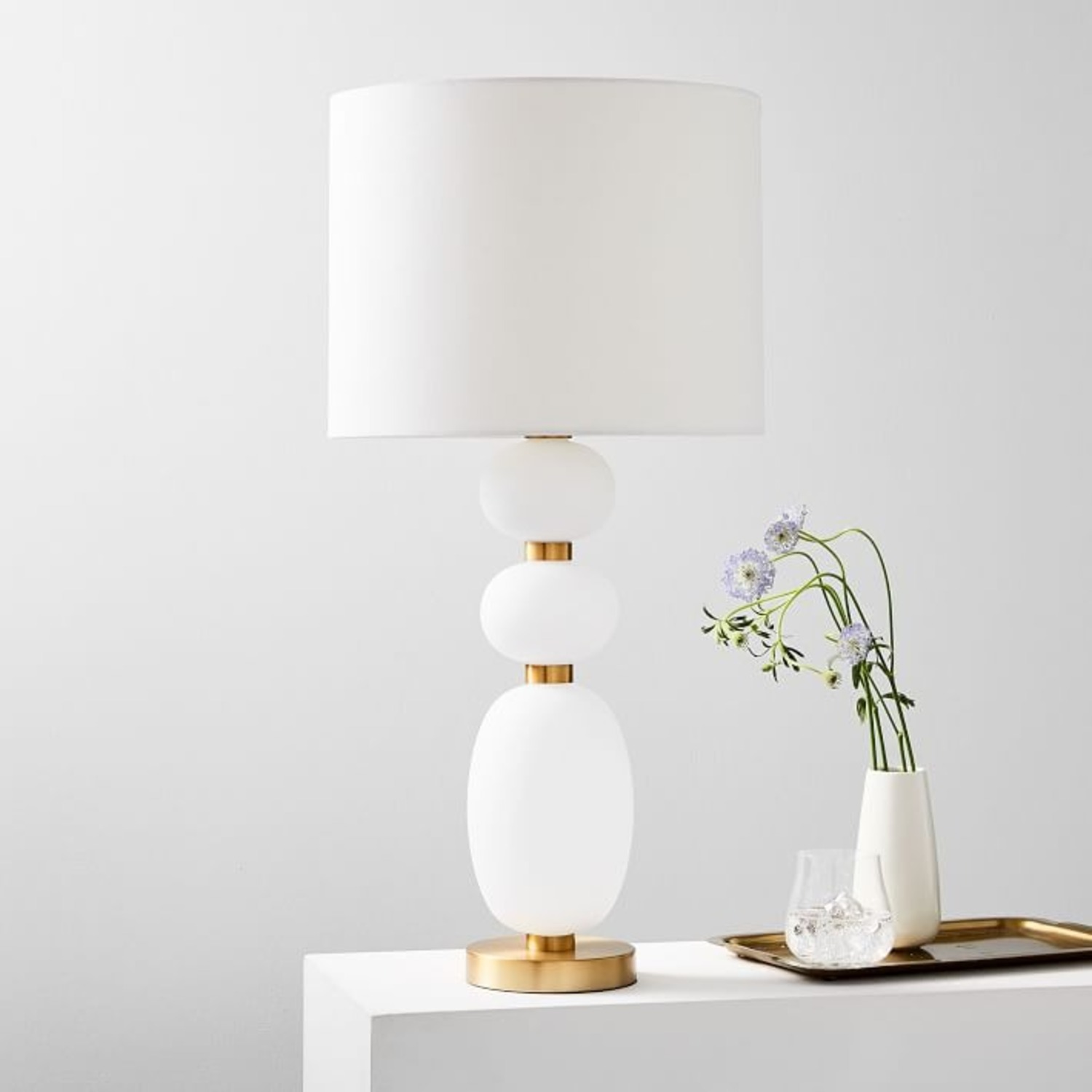 West Elm Lilah Table Lamp - image-0