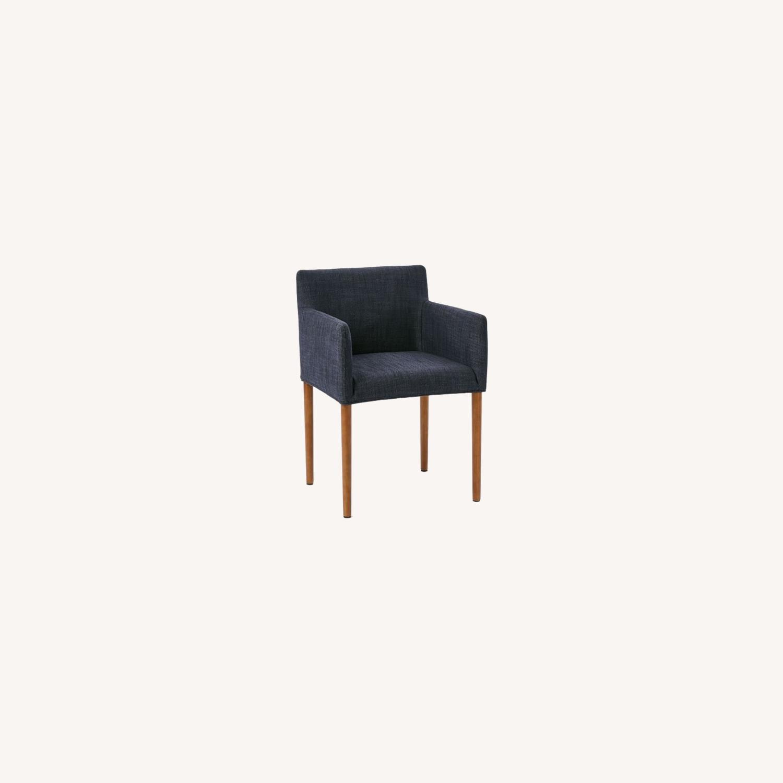West Elm Ellis Upholstered Arm Chair - image-0