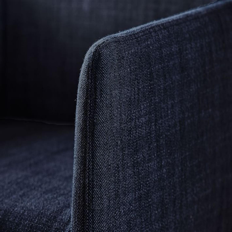 West Elm Ellis Upholstered Arm Chair - image-3
