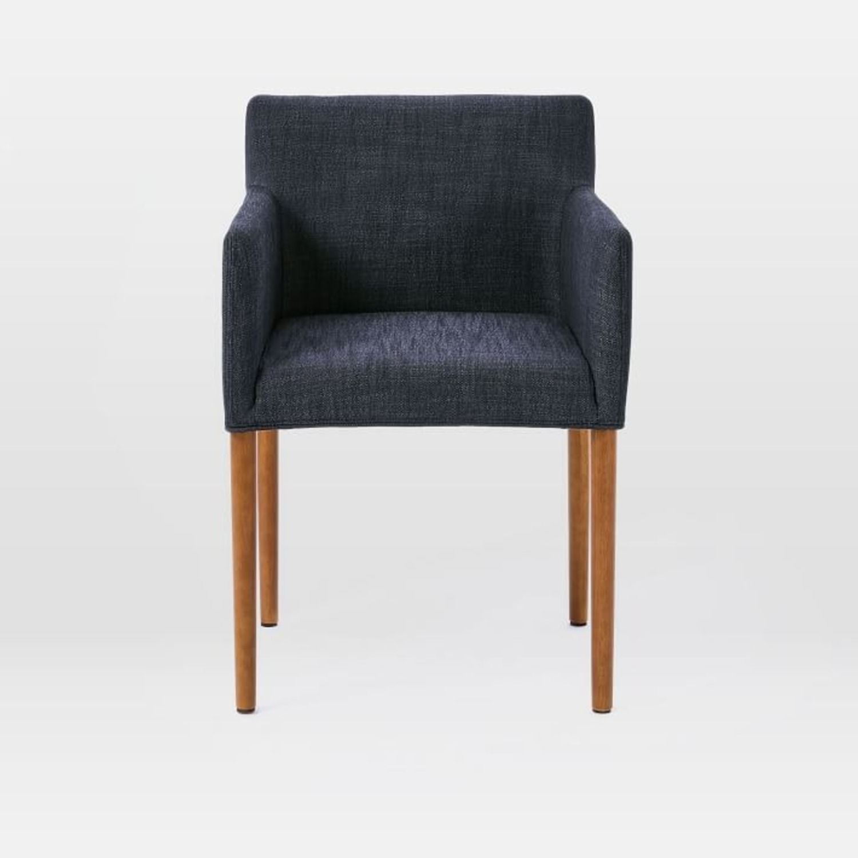 West Elm Ellis Upholstered Arm Chair - image-2