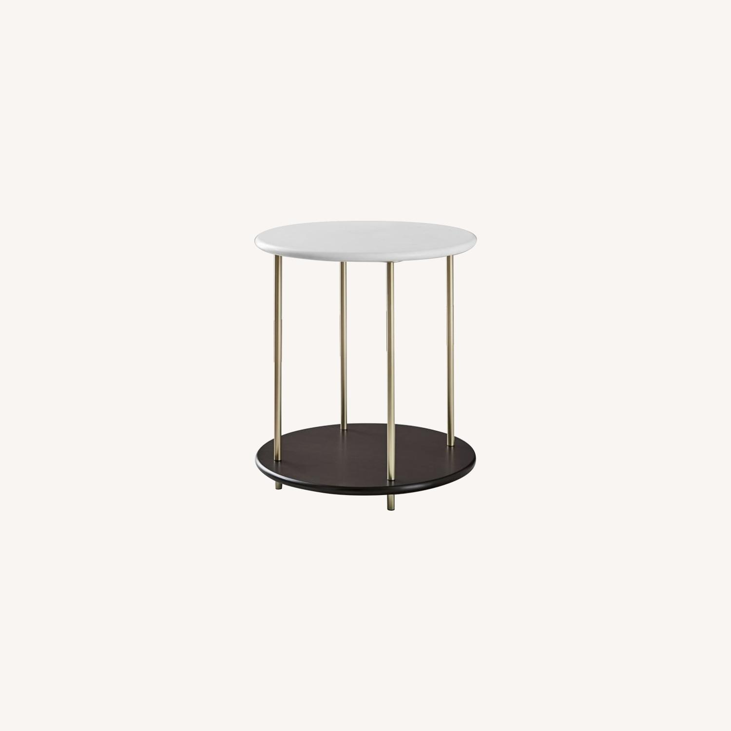 West Elm Tiered Side Table - image-0