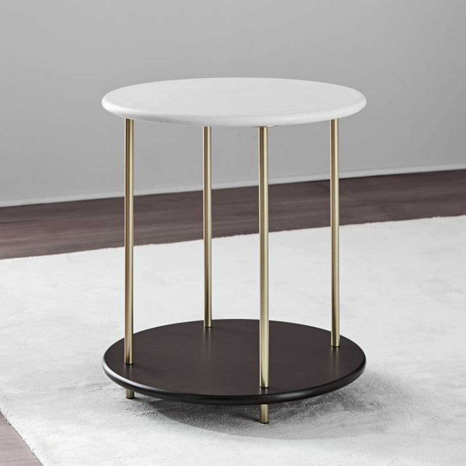 West Elm Tiered Side Table - image-3
