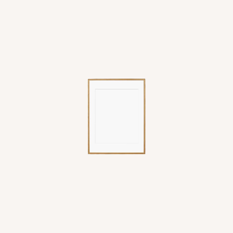 West Elm Simply Framed Gallery Frame - image-0