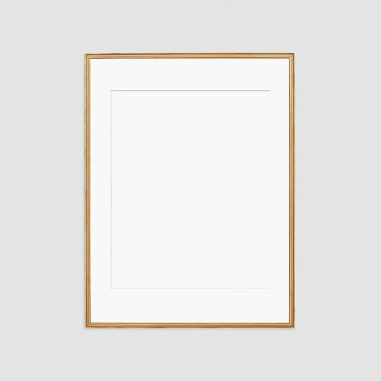 West Elm Simply Framed Gallery Frame - image-1