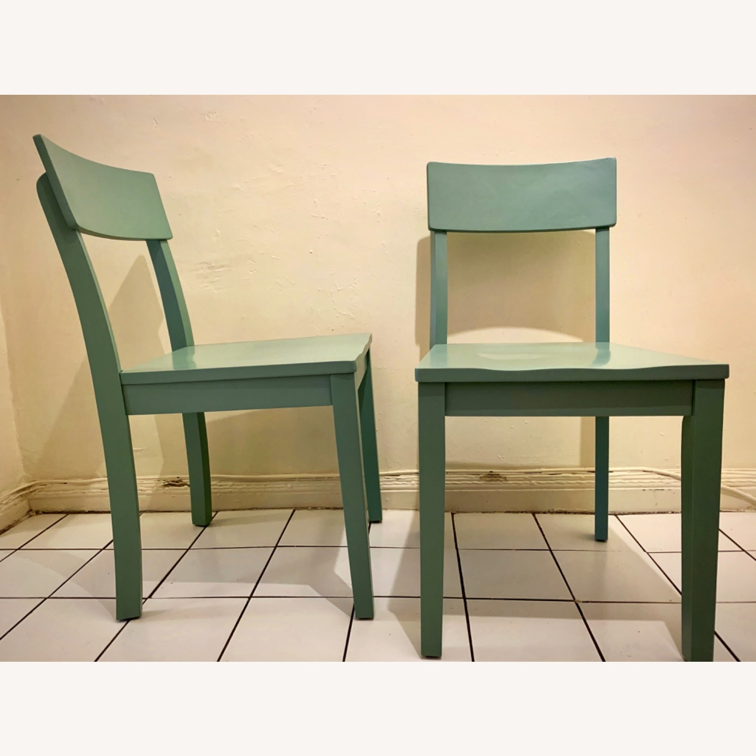 Target Armless Bethesda Modern Dining Chairs - image-2