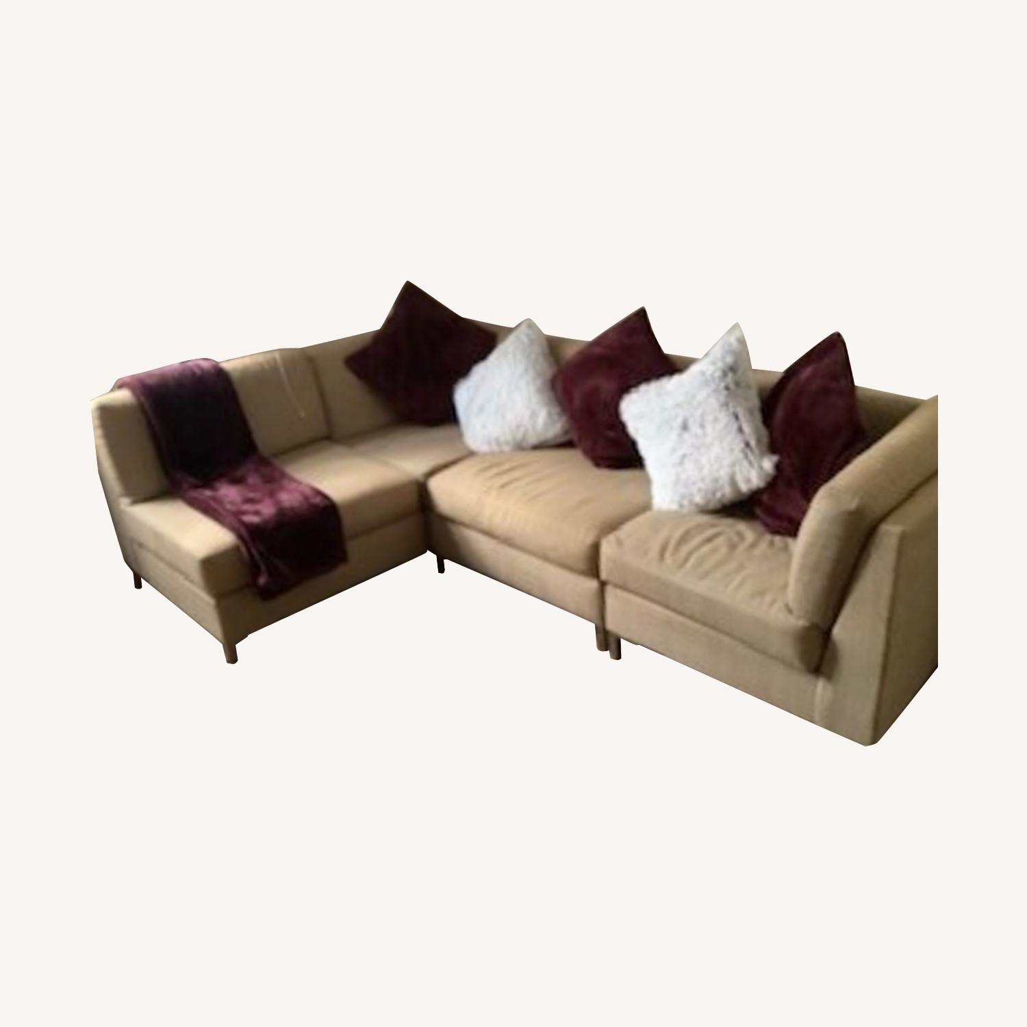 West Elm Sectional - image-0