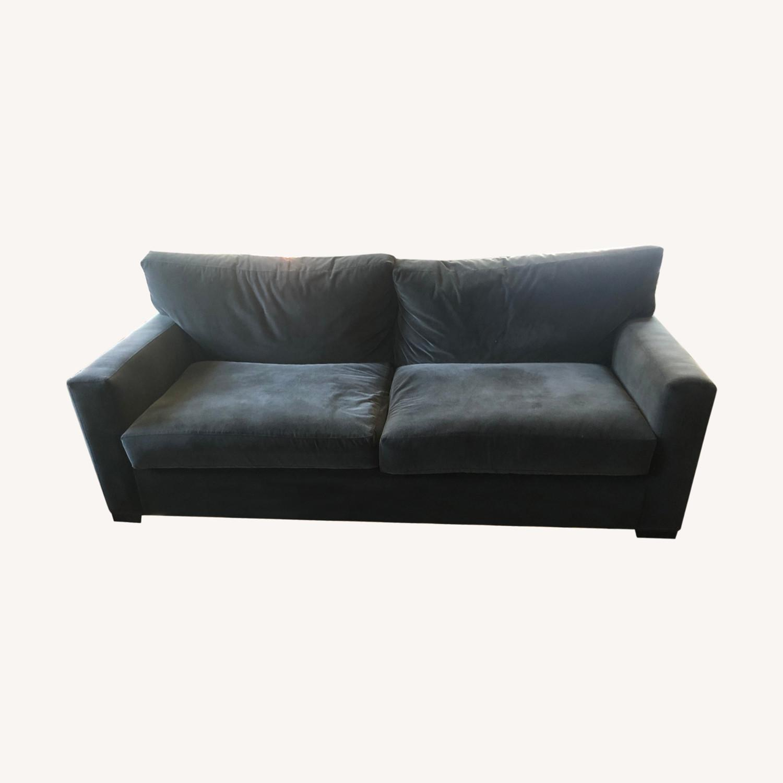 Crate and Barrel Axis II 3-seat 2-cushion Sofa - image-0