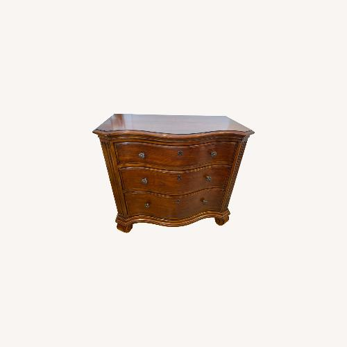 Used Ethan Allen Night Stand Tuscany Siena Collection for sale on AptDeco
