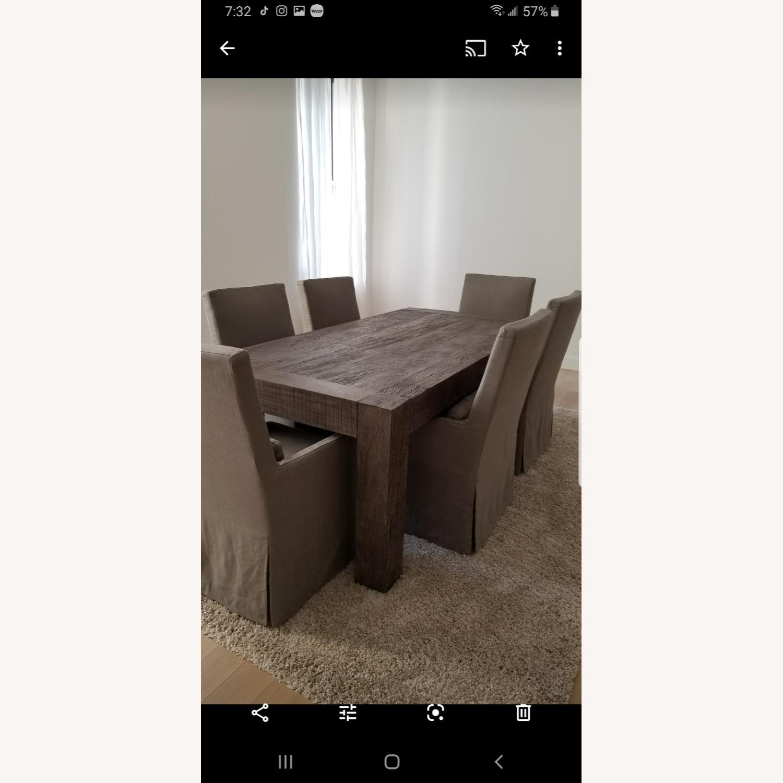 Restoration Hardware Ellison High Dining Chairs (6) - image-2