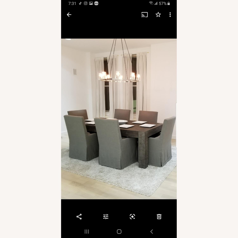 Restoration Hardware Ellison High Dining Chairs (6) - image-1