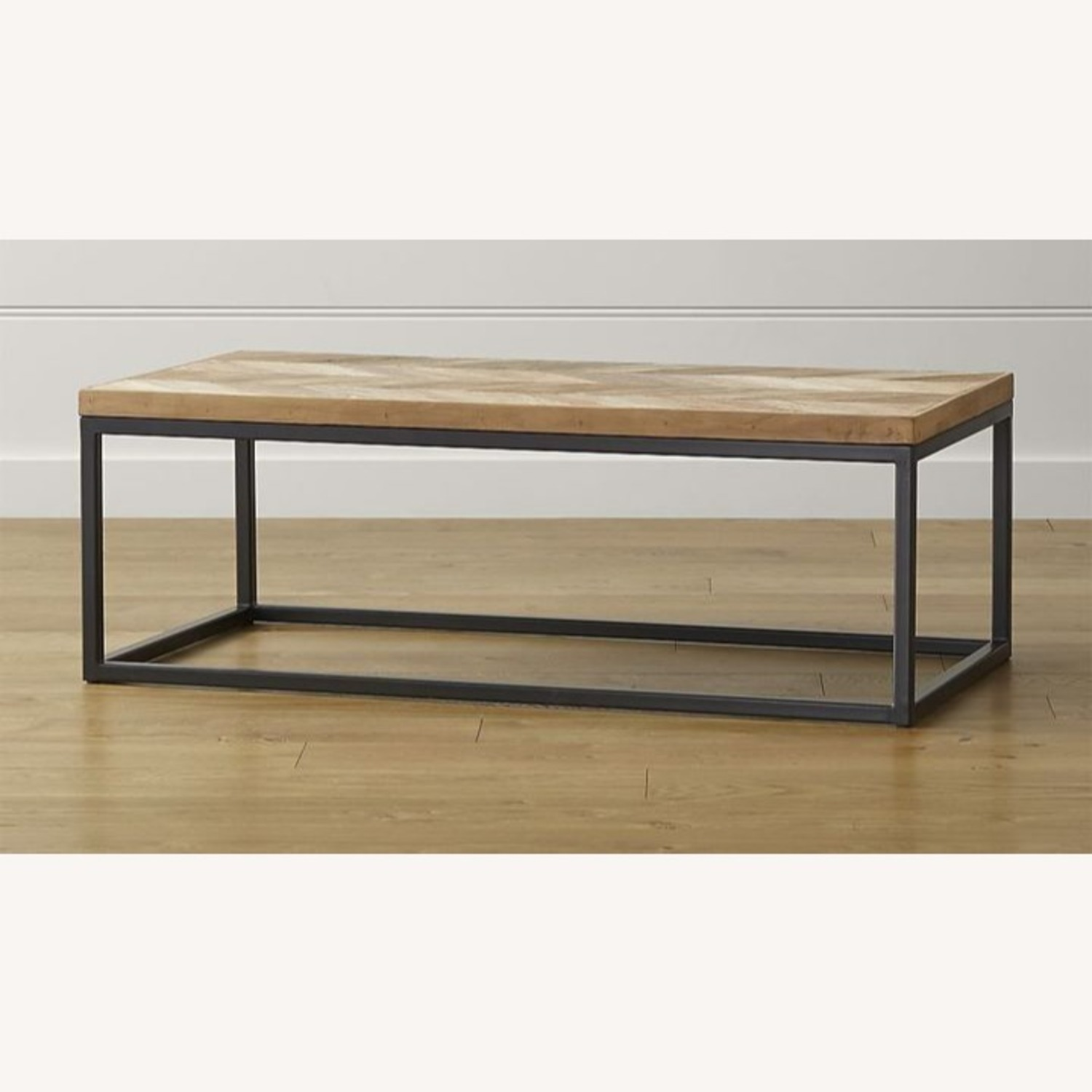 Crate & Barrel Mid Century Modern Coffee Table - image-2