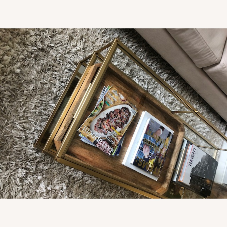 West Elm Terrace Coffee Table - image-3