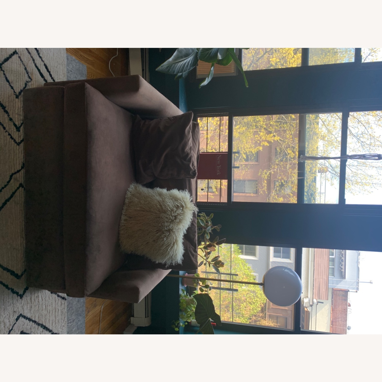 Crate & Barrel Lounge II Sofa - image-4