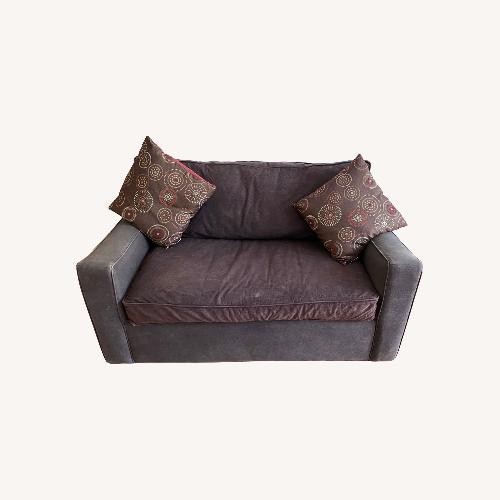 Used Rowe Furniture Monaco Twin Sleeper Sofa Bed for sale on AptDeco