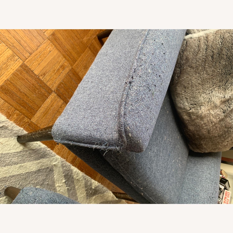 West Elm Anders Fabric Armchair - image-4
