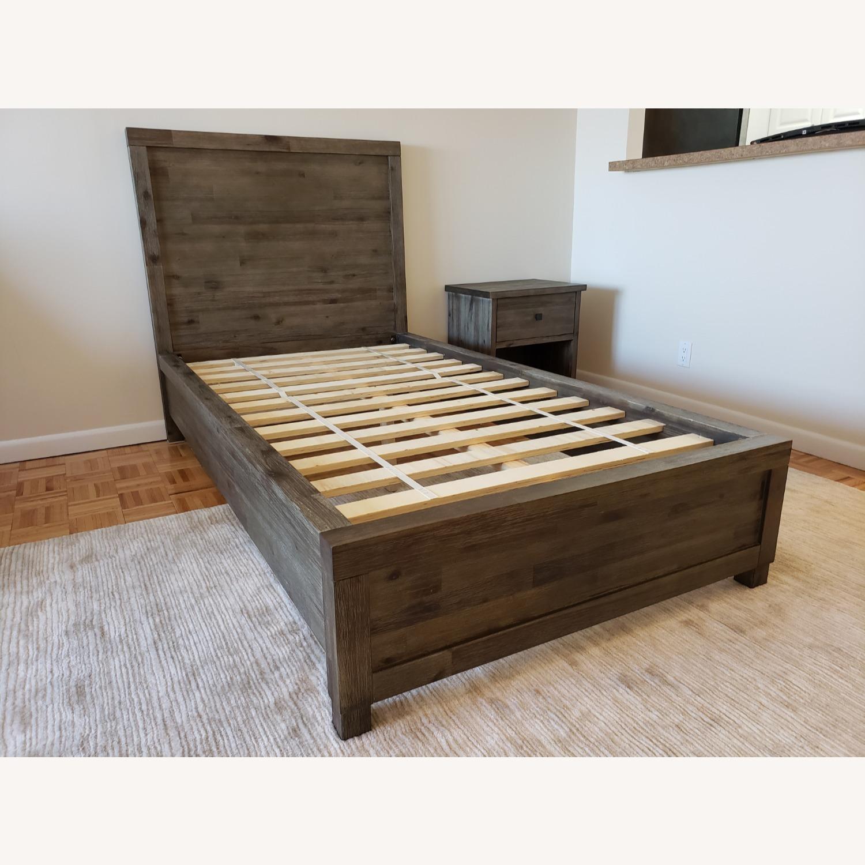 Image of: Macy S Canyon Twin Size Bed Aptdeco