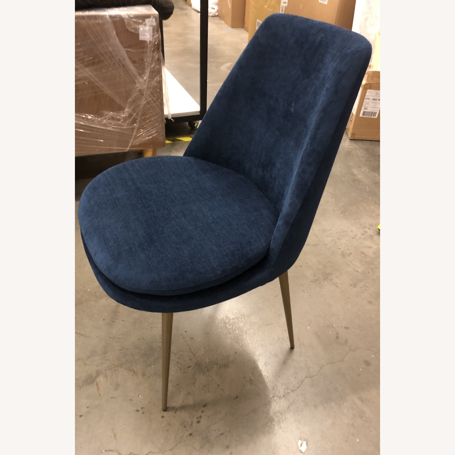 West Elm Finley Low Back Dining Chair - image-4