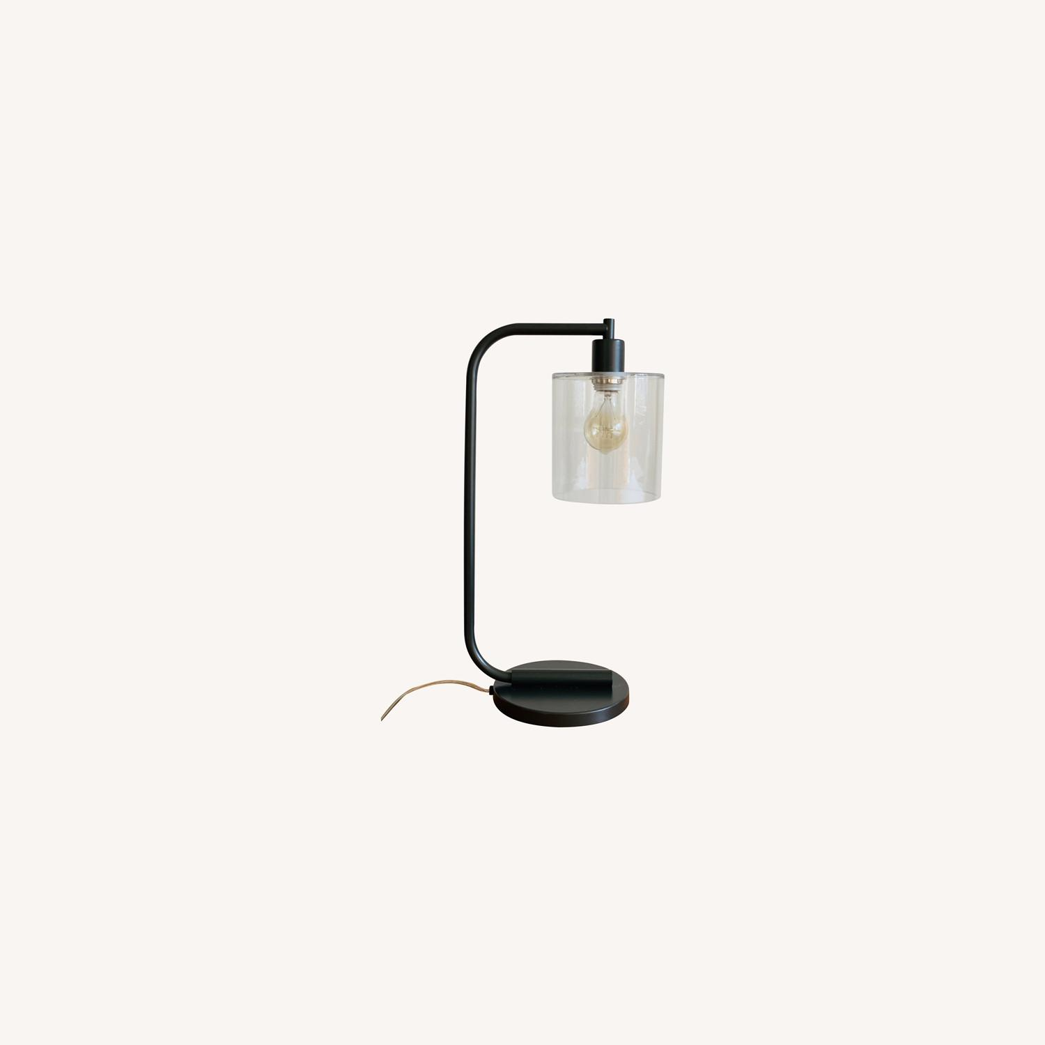 West Elm Lens USB Table Lamp - image-0