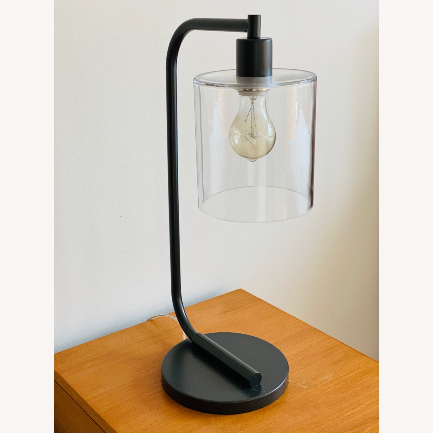 West Elm Lens USB Table Lamp - image-1