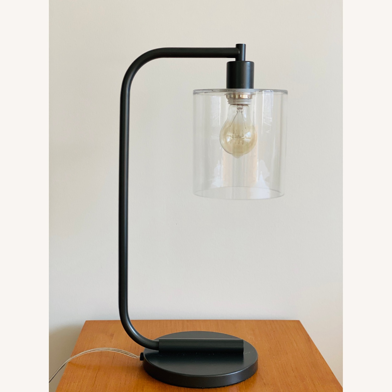 West Elm Lens USB Table Lamp - image-2
