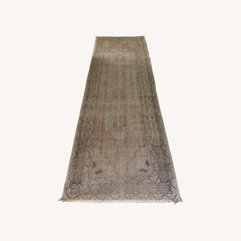 Vintage Rug Runner - image-0
