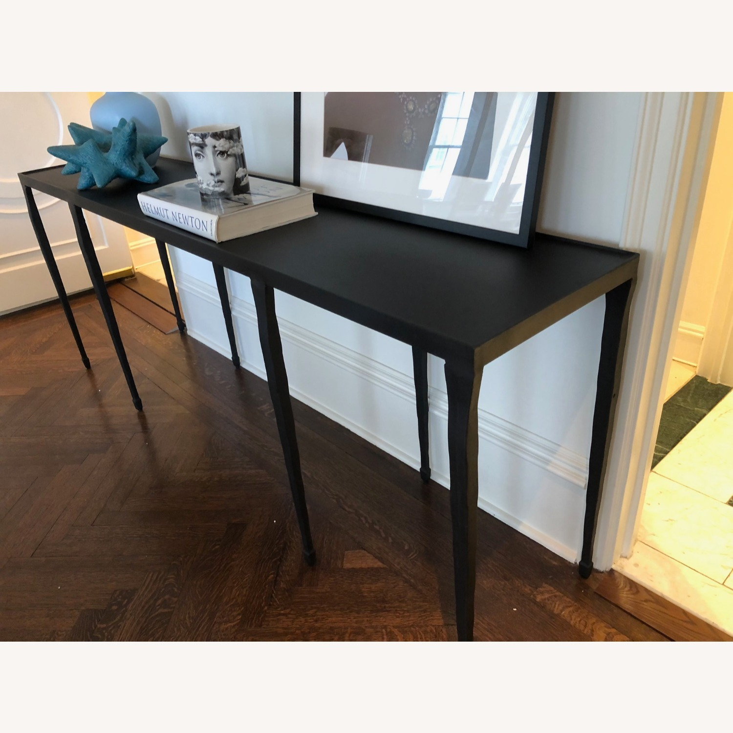 Crate & Barrel Silviano Long Console Table - image-3