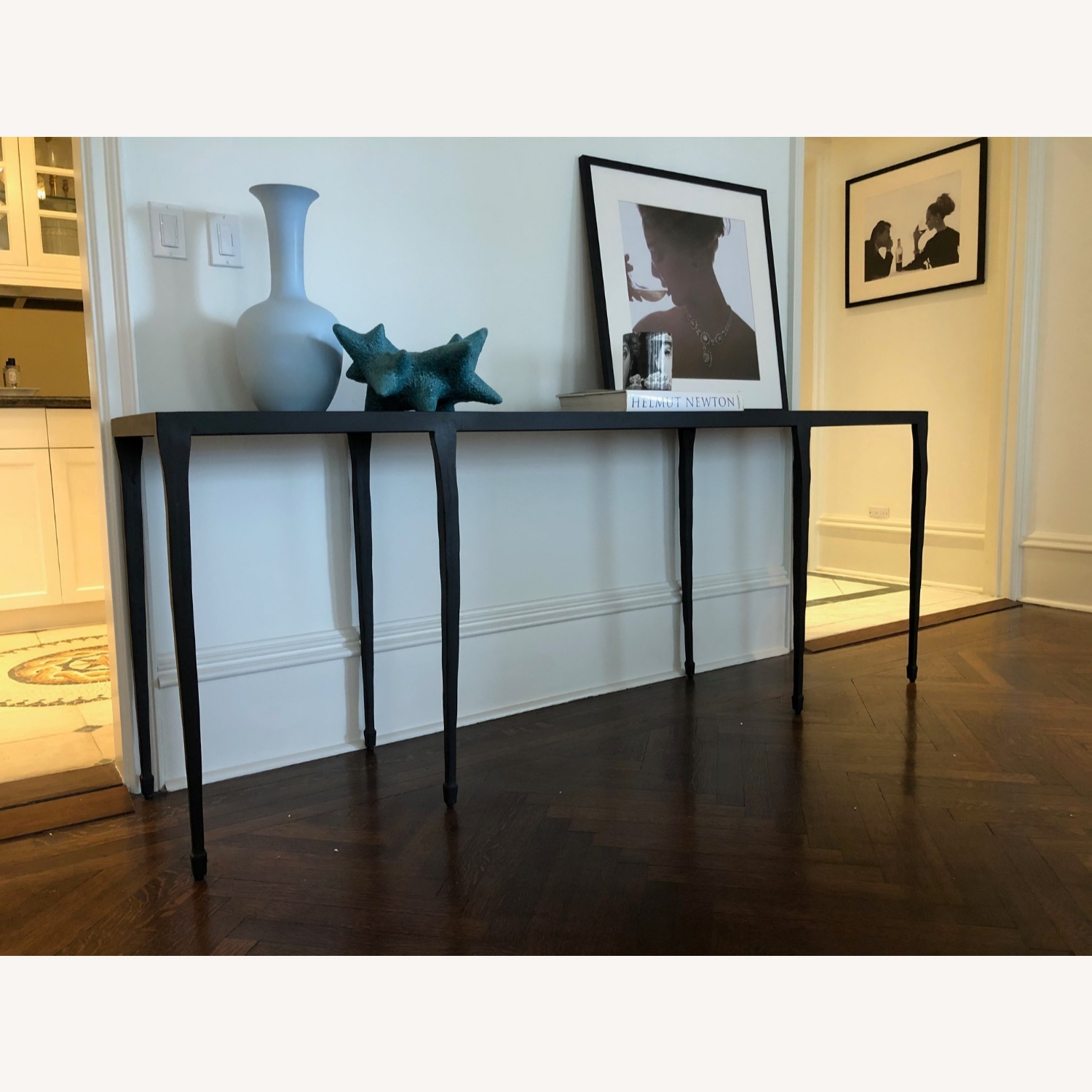 Crate & Barrel Silviano Long Console Table - image-4