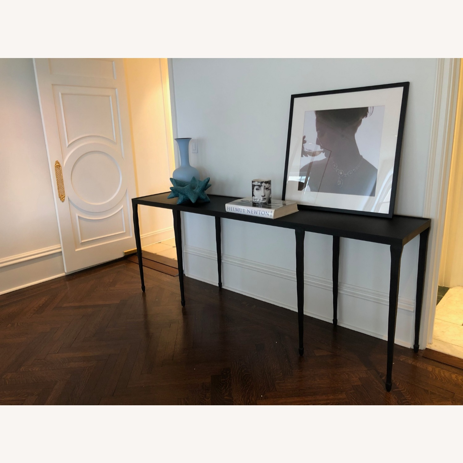 Crate & Barrel Silviano Long Console Table - image-2