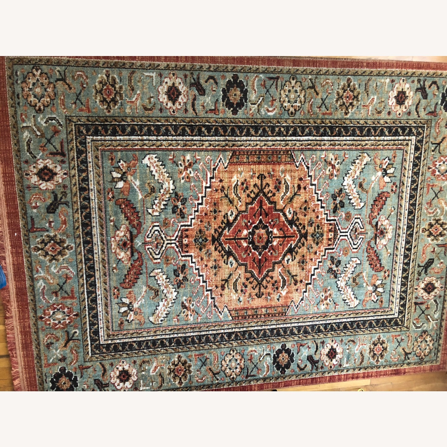 Target Multi-colored Area Rug - image-2