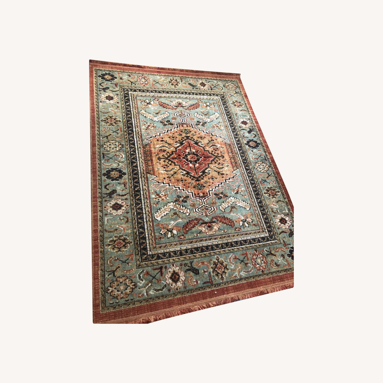 Target Multi-colored Area Rug - image-0