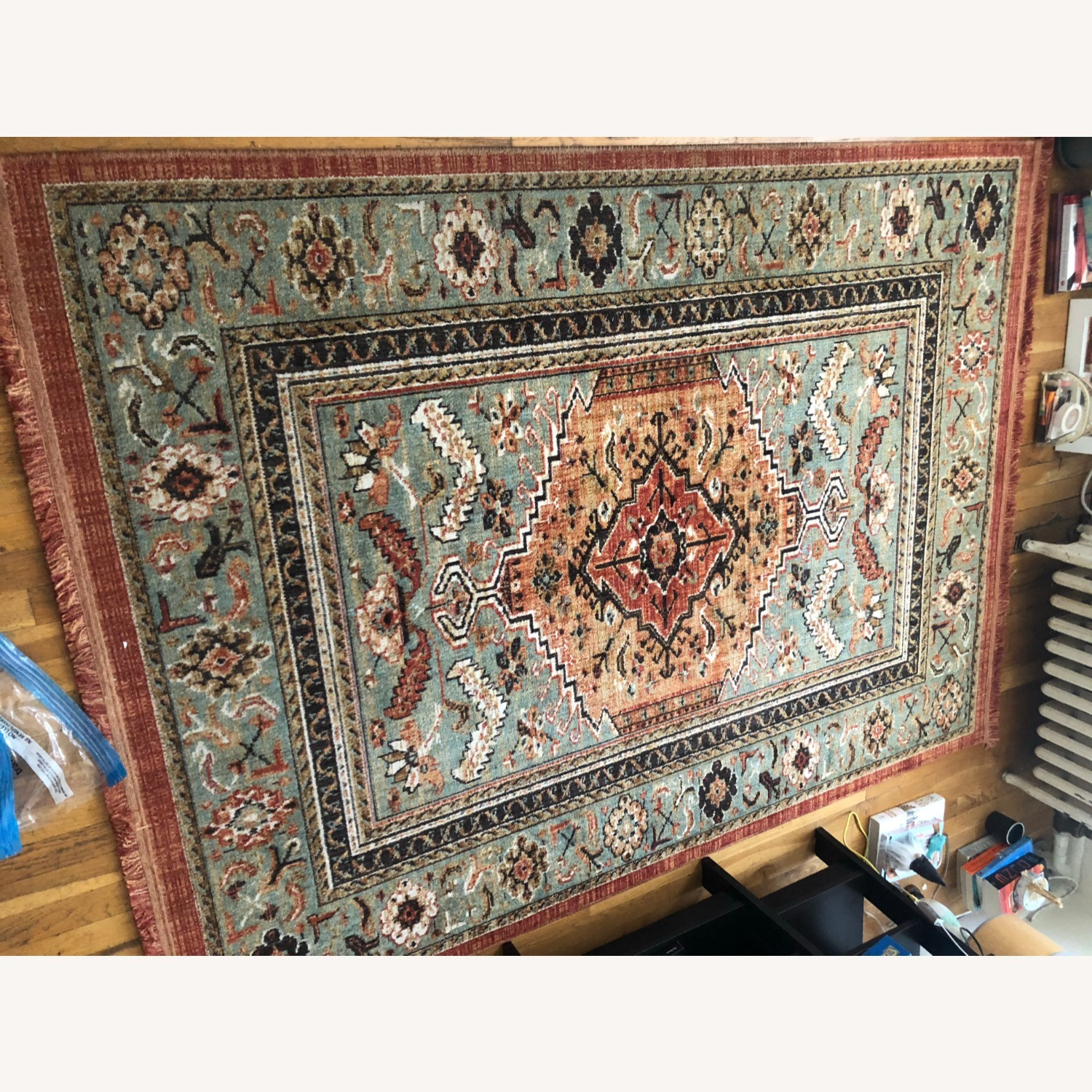 Target Multi-colored Area Rug - image-3