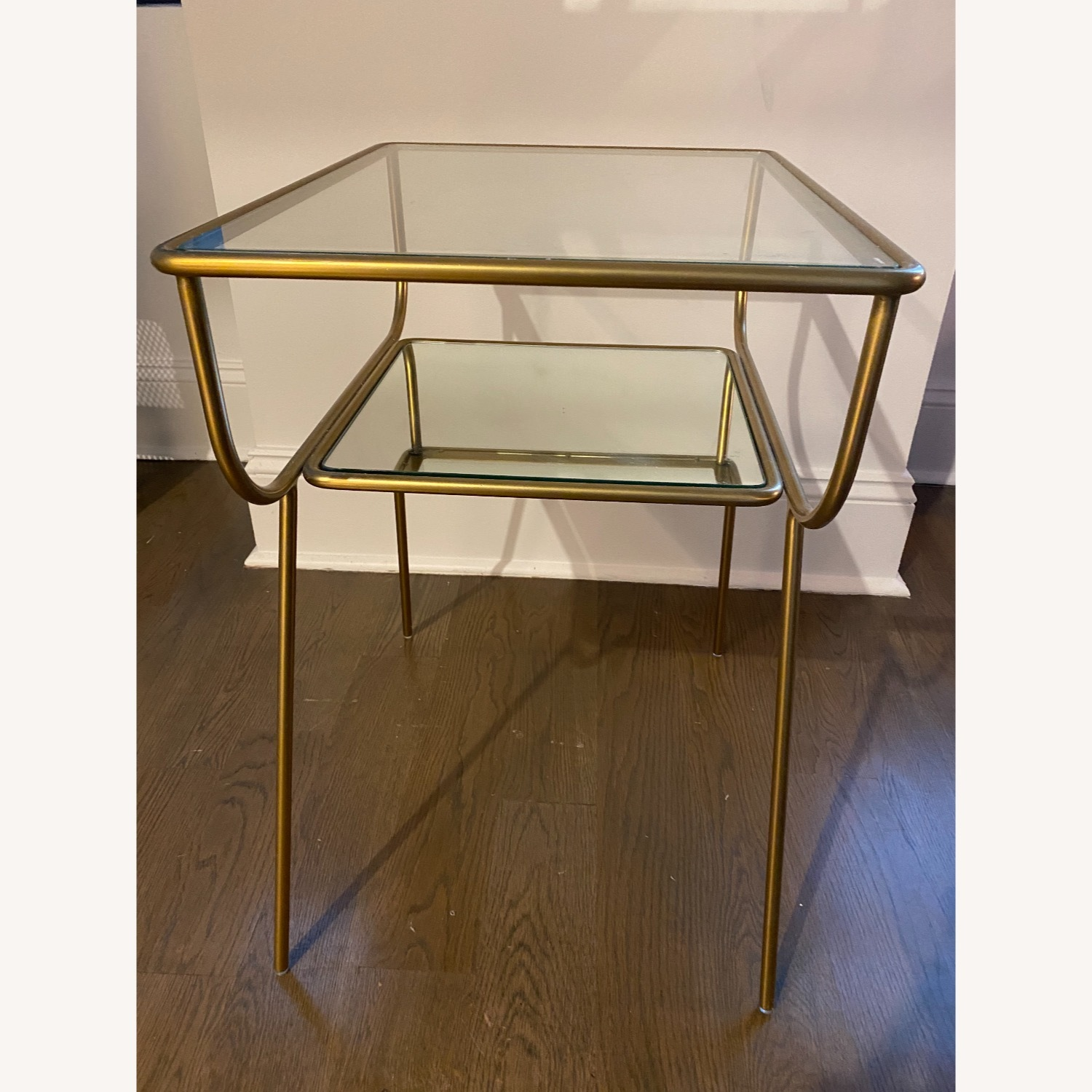 West Elm Curved Terrace Nightstand - image-3