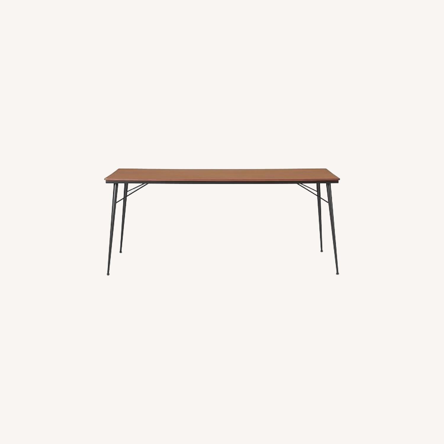 West Elm Self Pick up Table - image-0