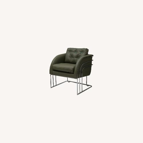 Used Milo Baughman for Thayer Coggin Club Chairs (Pair) for sale on AptDeco