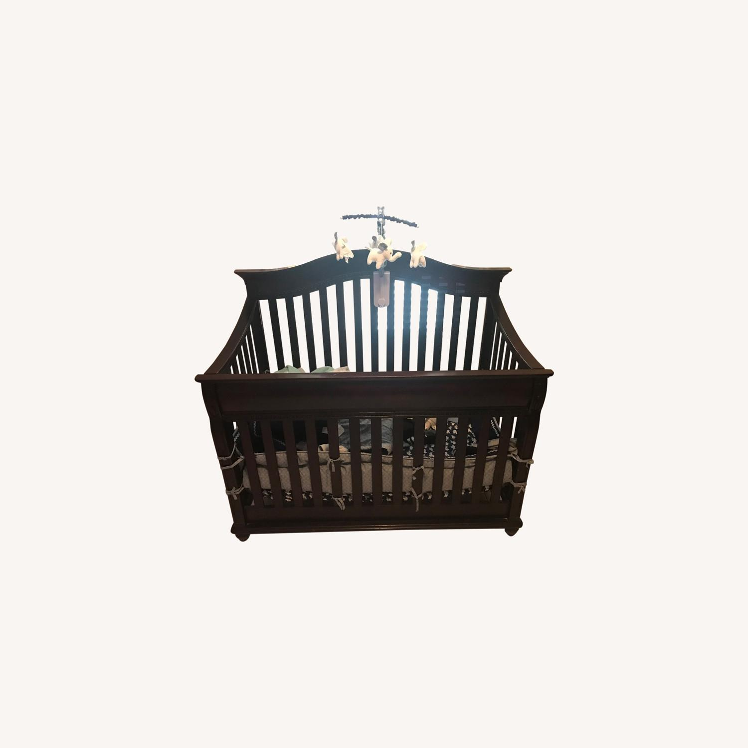 Simmons Crib Gender Neutral 3 in 1 - image-0