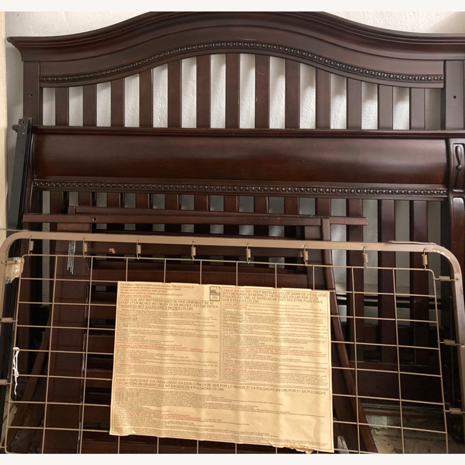 Simmons Crib Gender Neutral 3 in 1 - image-4