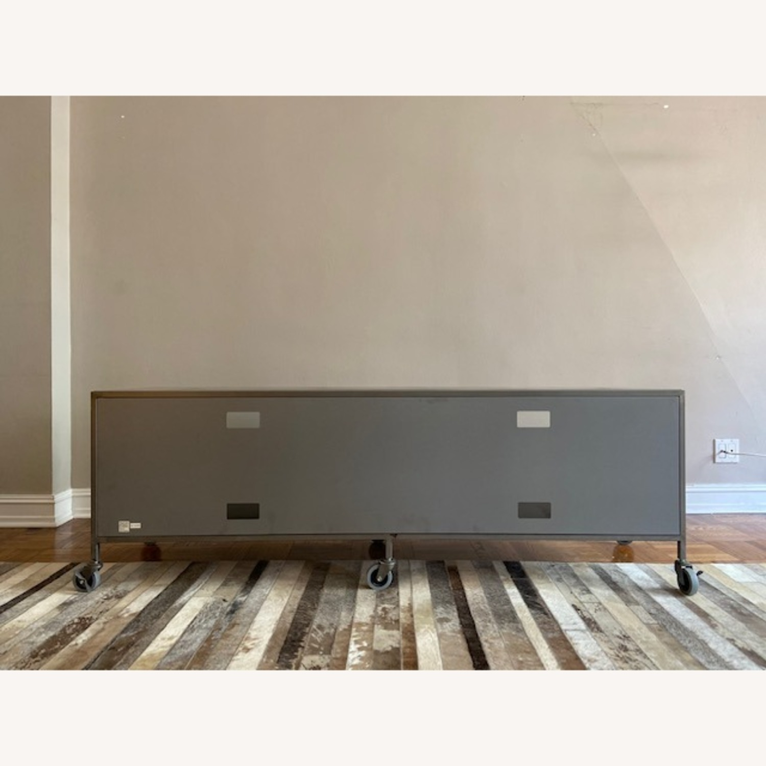 West Elm Industrial Media Console - image-5