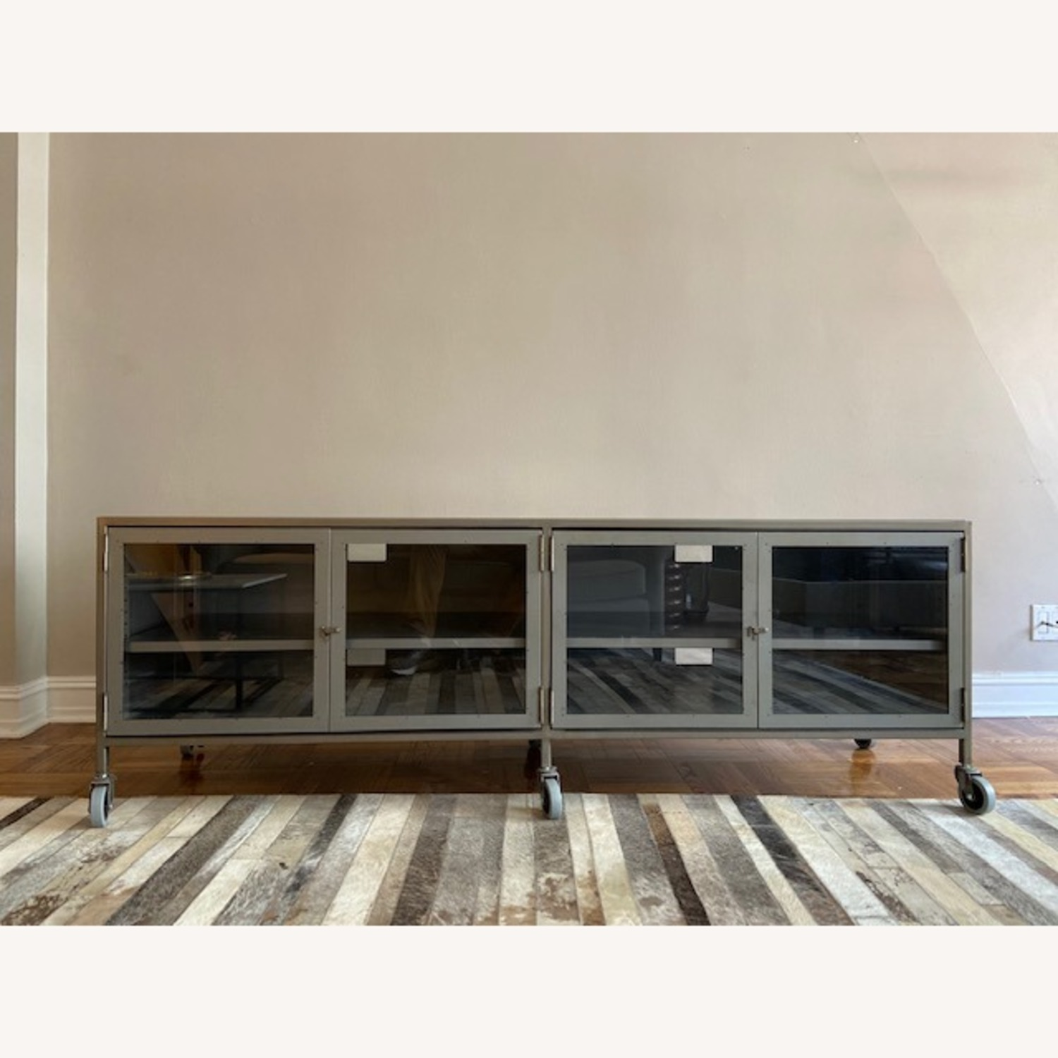 West Elm Industrial Media Console - image-2