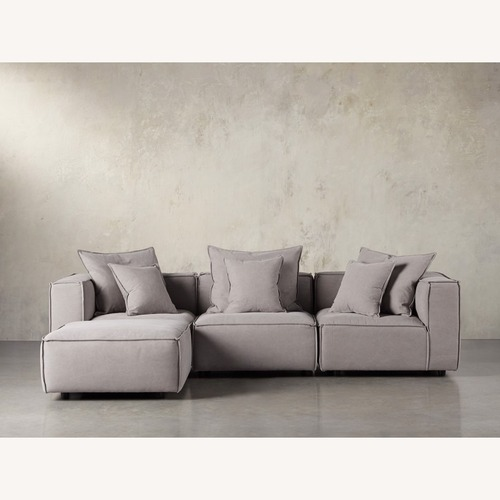 Used Arhaus Coburn Four Piece Sectional for sale on AptDeco