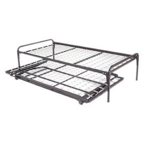 Used Walmart Twin Bed With Trundle for sale on AptDeco