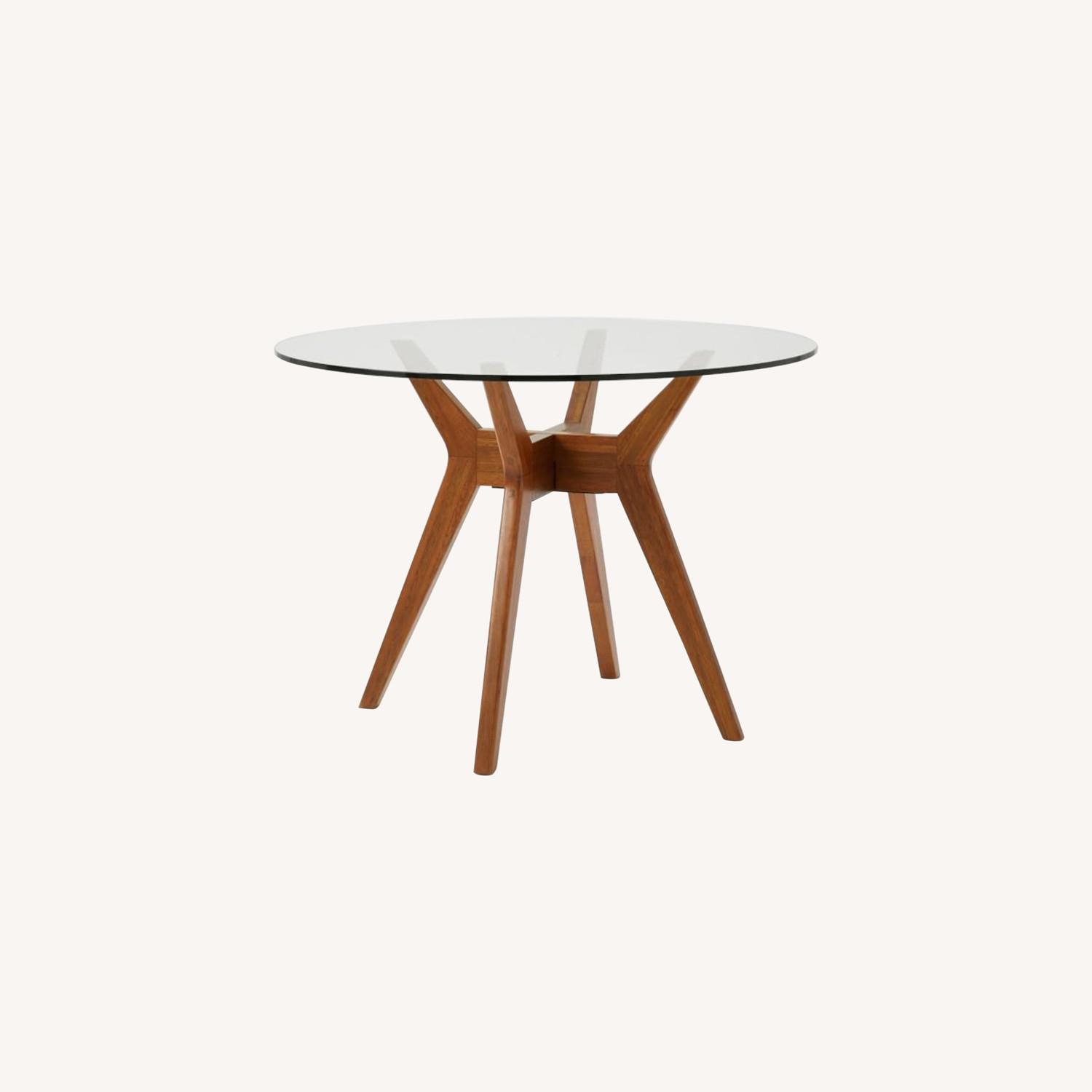 West Elm Mid-Century Dining Table - image-0