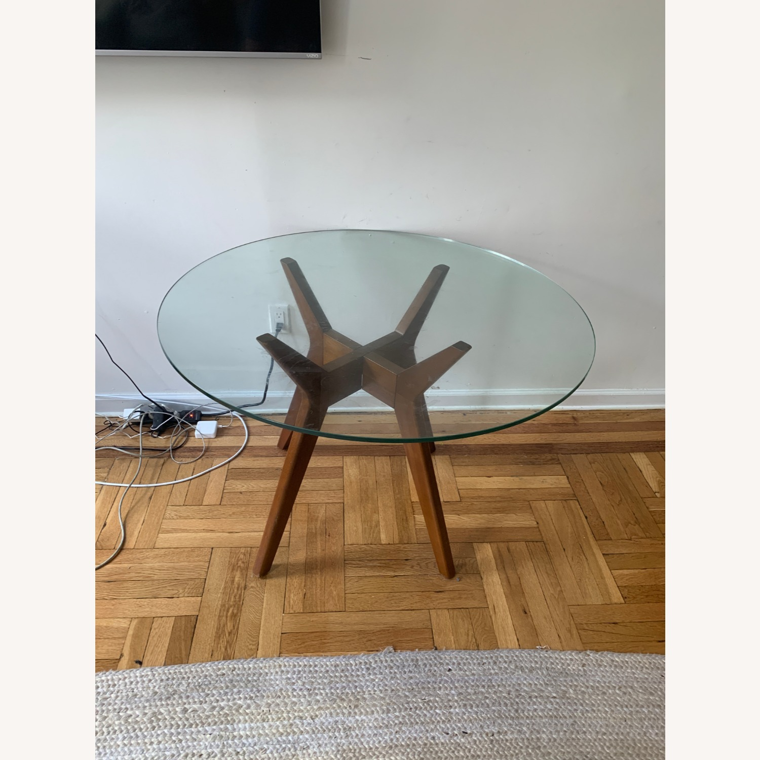 West Elm Mid-Century Dining Table - image-3