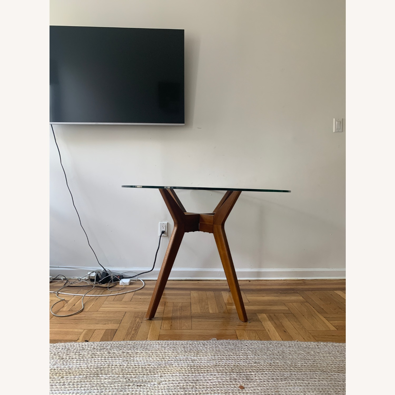 West Elm Mid-Century Dining Table - image-2