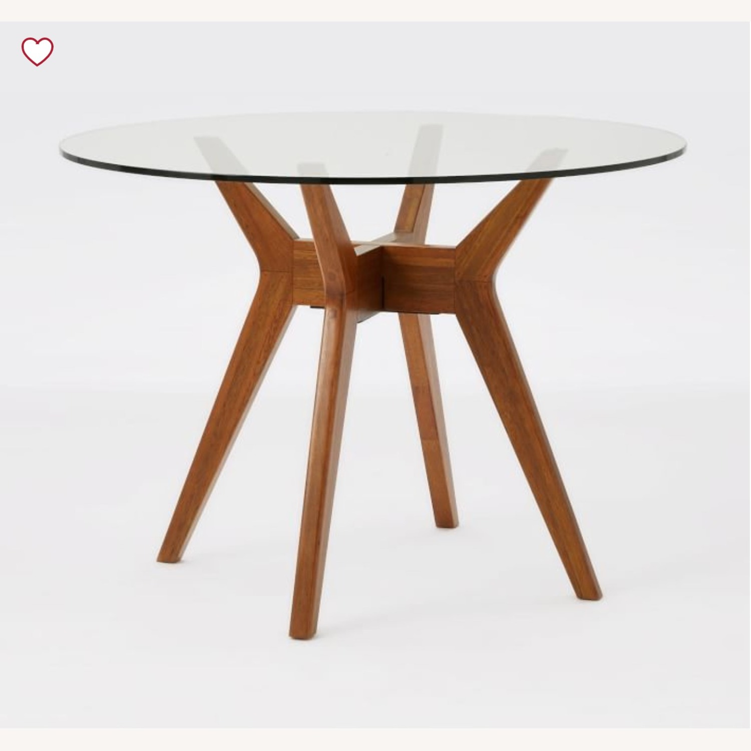West Elm Mid-Century Dining Table - image-1