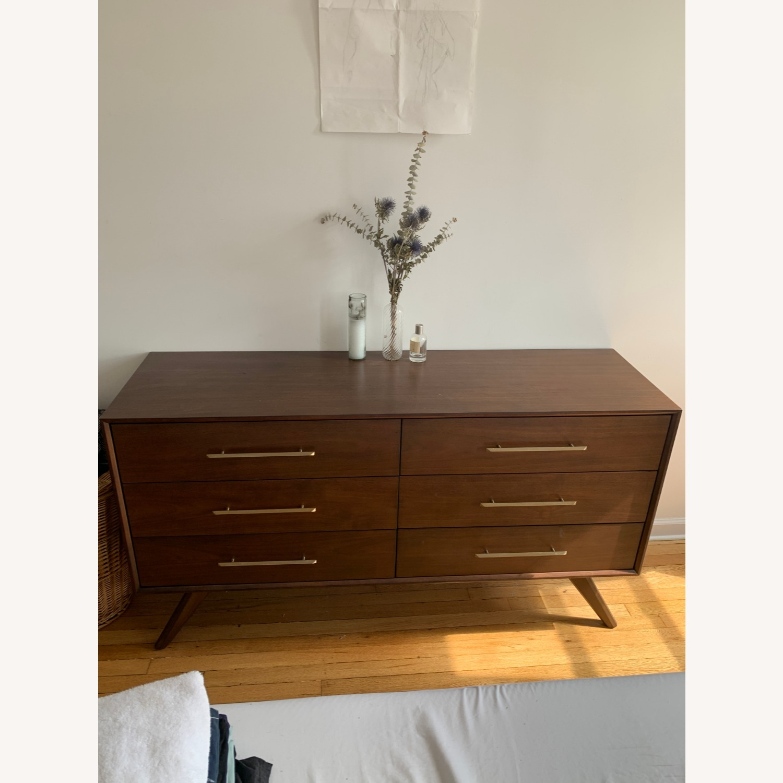 West Elm Mid Century Dresser - image-3