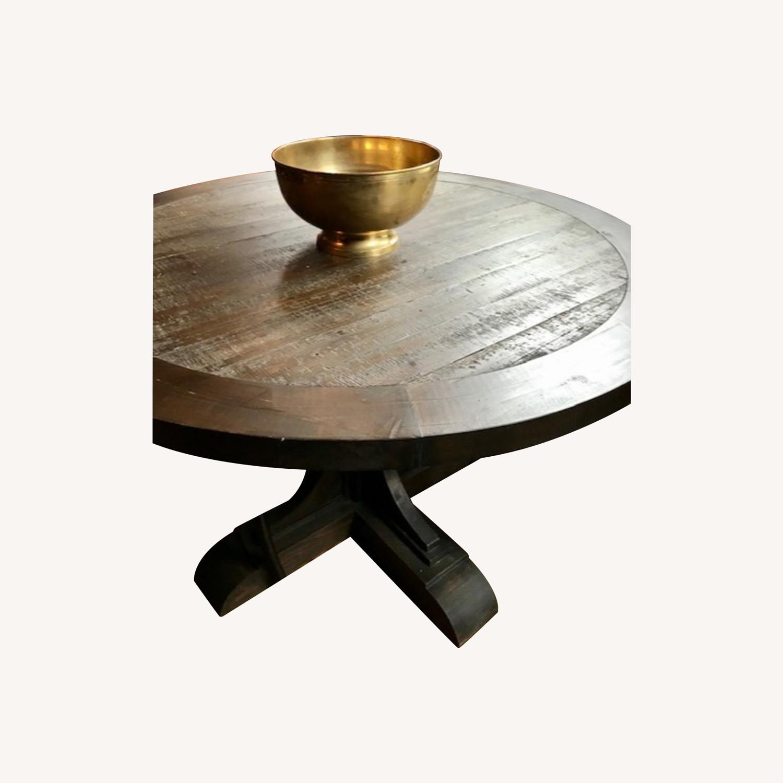 Restoration Hardware 17th Century Priory Table - image-0